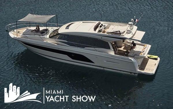 miami yacht show prestige